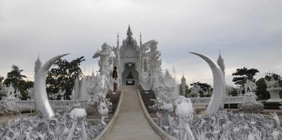 Jurnal din Nordul Thailandei - Chiang Rai