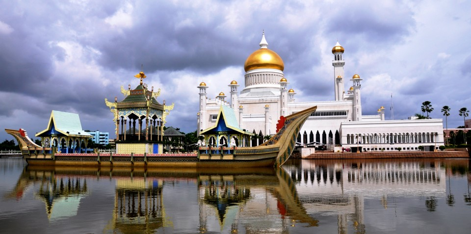 Weekend in Brunei